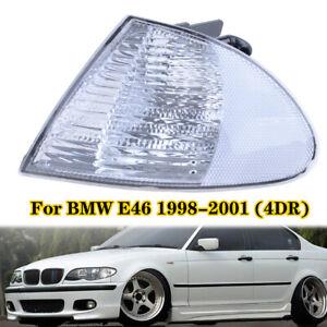 For BMW E46 98-01 320i 323i 325i Front Indicator Turn Signal Corner Light Left