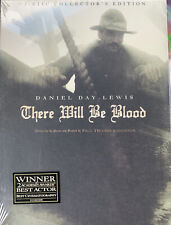 There Will Be Blood (DVD, 2008, 2-Disc Set, Collectors Edition) Brand New Sealed