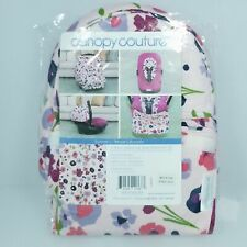 WHOLE CABOODLE ~ SUMMER ~ by CarSeat Canopy 5pc JERSEY STRETCH