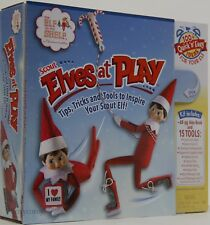 Elf on the Shelf Scout Elves at Play Book & 15 Tools & 100 Ideas NIB