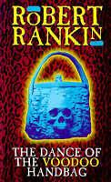 The Dance of the Voodoo Handbag by Robert Rankin (Paperback, 1998)