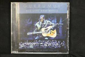 Gurrumul And The Sydney Symphony Orchestra – His Life And Music - New  (C1195)