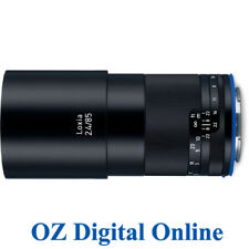 NEW Carl Zeiss Loxia 85mm F/2.4 for Sony E mount f2.4 Lens 1 Year Aust Wty