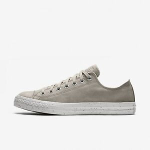 Converse Unisex Chuck Taylor All Star OX NEW AUTHENTIC Grey 157602C