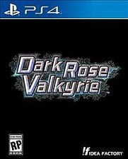 (PS4) Dark Rose Valkyrie - PlayStation 4, Brand New, In Stock, Fast Shipping !!!