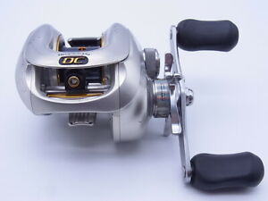 Shimano Metanium Mg DC 6.2:1 Gear Left Handle Baitcasting Reel Very Good