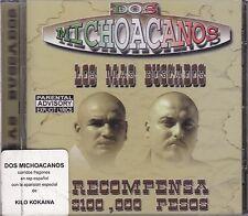Dos Michoacanos Lo mas Buscados CD New Nuevo