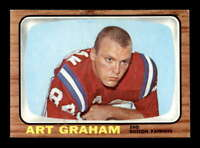 1966 Topps #7 Art Graham  NM/NM+ X1505103