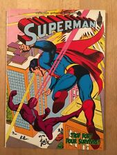 SUPERMAN – Trop fort pour survivre - Sagédition - 1979 - NEUF
