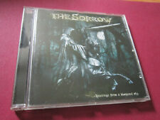 The Sorrow - Blessings from a blackened sky - CD