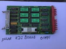 Polar Paper Cutter Polar Kdi Board 019911