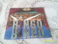 RINGO STARR. RINGO. GATEFOLD. BOOKLET. APPLE. SWAL 3413. 1973. FIRST US PRESSING