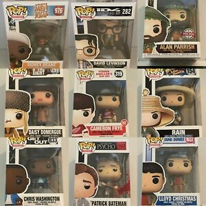 Funko Pop! Movie Figures 50 Available Large Collection (Lot 1)