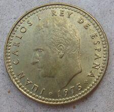 1 Peseta del 1975/78 - Spagna Juan Carlos I Rex  - n. 910