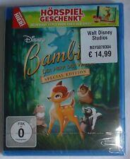 Bambi 2 Der Herr der Wälder  Blu Ray NEU OVP Walt Disney Special Edition