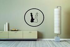 Wall Vinyl Sticker Decals Mural Room Design Art Chess Game Smart Play  bo1818