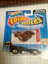 hot wheels bat man color shifter