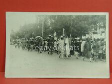 AOI colonie coloniali vecchia cartolina  Ascari ascaro
