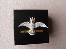 Woods Owl - Brooch / Pin Butler & Wilson King Of The