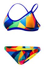 TYR Women's Quartz Crosscutfit Work Out Bikini Size XXS