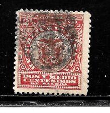 Panama Stamps- Scott # 188/A9-2 1/2c-Canc/H-1906-07-Ng