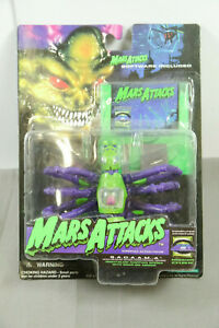 Mars Attacks Sadaama Night-Glow Martian Spider Topps Neuf (K37)