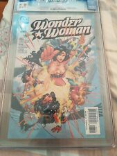 Wonder Woman #1 (Aug 2006, DC) cgc 9.8