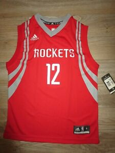 Dwight Howard Houston Rockets NBA adidas Jersey Youth Medium M 10-12 NEW NWt