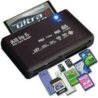 ✅Card Reader ALL-IN-1 Kartenlesegerät SD Card Speicherkarten Lesegerät USB 2.0✅