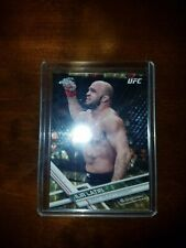 Ilir Latifi 2017 Topps Chrome UFC SuperFractor 1/1