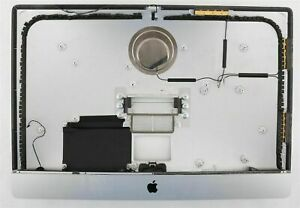 "iMac 27"" A1419 Late 2012 2013  Aluminum Case Rear Housing & Power Button"