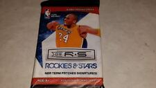 2009-10 PANINI ROOKIE AND STARS BASKETBALL CARD SEALED PACK POSS-CURRY ROOKIES