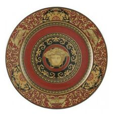 """VERSACE ROSENTHAL PLATE MEDUSA CELEBRATING 25 YEARS LIMITED COLLECTIBLE 9"""" New"""