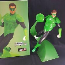 DC Comics Gallery Diamond Green Lantern Diorama Gamestop Justice League NEW JLA