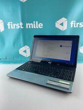 "Acer Travelmate P253 15.6""  Intel i5 3230M @2.60GHz 8GB RAM 500GB HDD Win 10 Pro"
