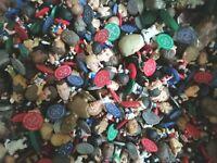 Microstars Corintians Football Figures Random Set of 5 Bundle Job Lot Toys Kids