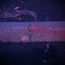 MIDDLE KIDS Middle Kids S/T Self-Titled 6 Track CD EP BRAND NEW Slim Card Sleeve