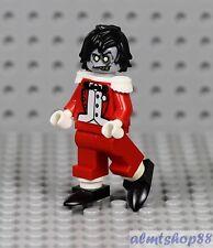 LEGO - Dance Zombie Minifigure Halloween Michael Jackson Thriller Ghost Monster