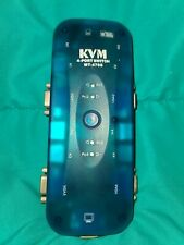 Kvm Mt-470S, 4-Port External Kvm Switch Usb [No Kvm Cables]