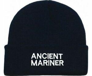 Nauticalia Knitted Beanie Hat - Choice Of Slogan