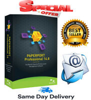 ⚡ Nuance PaperPort 14.5 Professional ⚡ Lifetime Activation 📧Fast Delivery📧