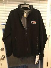 Large - Rab Original Pile Jacket - Men's - Black