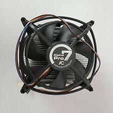 Arctic Cooling Alpine 7 Pro Ultra Quiet CPU Cooler Intel Socket 1155~1156 NEW