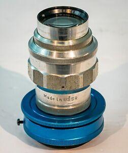 1967Jupiter 11 135mm f4 Machined to work on Sony NEX Full Frame Reaches Infinity