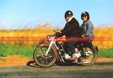 MOTOBECANE ( 125 D45 … ?) Carte Postale Moto Motorcycle Postcard