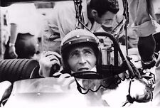 Derek Bell SIGNED  F1 Scuderia-Ferrari 312/68 , Italian GP Monza 1968