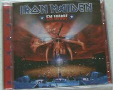 EN VIVO - IRON MAIDEN  (CD x2)  NEUF SCELLE