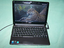 "NOIR ACER ASPIRE ONE 531H 10,1 ""Netbook ram 2 go / disque dur de 250go webcam wifi Skype"