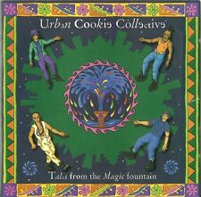 URBAN COOKIE COLLECTIVE : TALES FROM THE MAGIC FOUNTAIN / CD - NEU