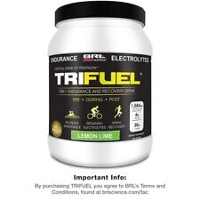 TRIFUEL 3-in-1 Endurance and Recovery Drink - Lemon-Lime  - OFFICIAL LISTING!
